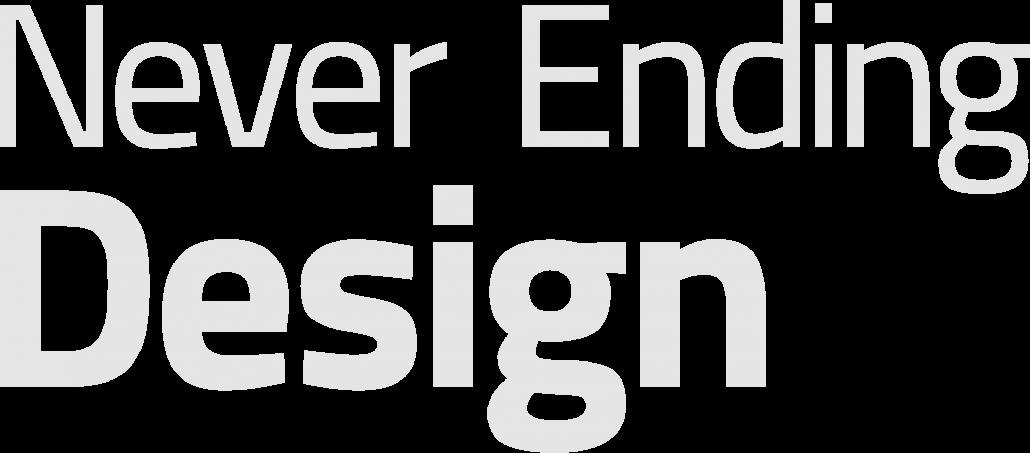Never Ending Design, Webdesign en Grafische Vormgeving